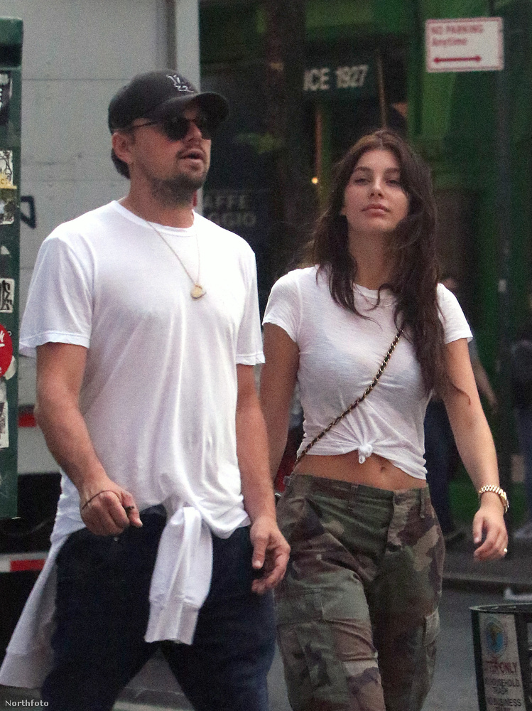 Camila Morrone amúgy Al Pacino mostohalánya.