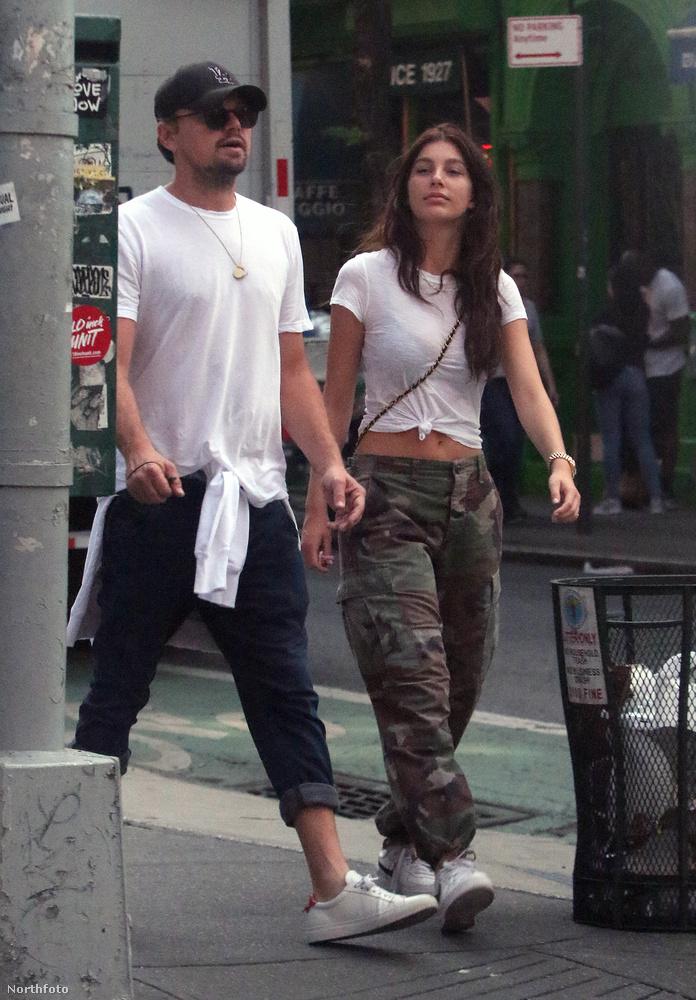 """Az említett """"kimenés"""" jól sikerült, mondhatni élvezték a New York-i sétát."""