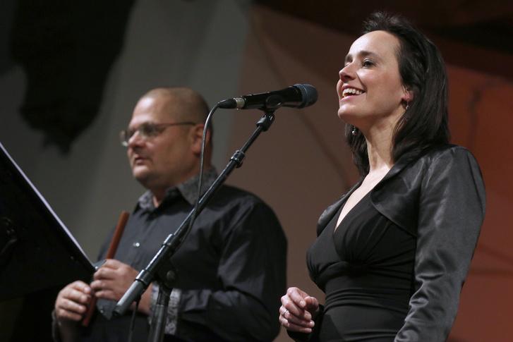 Szokolay Dongó Balázs és Bognár Szilvia