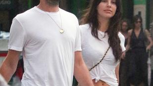 Leonardo DiCaprio végtelen romantikus sétálgatásba bonyolódott új barátnőjével