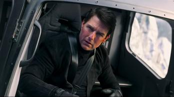 Örömmel vadásznak Tom Cruise-ra
