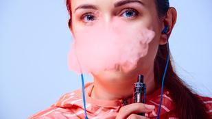 Tényleg egészségesebb az e-cigaretta?