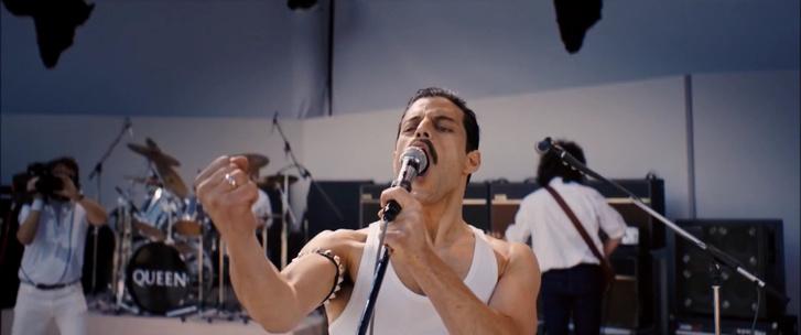 Így néz ki Rami Malek mint Freddie Mercury a Bohemian Rhapsody előzetesében