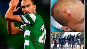 Hetven gólt lőtt két év alatt, saját ultrái verték fejbe