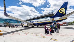 Már csak két nappal az indulás előtt lehet becsekkolni a Ryanairnél