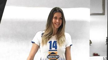 30 évesen visszavonulhat a legjobb magyar röplabdás