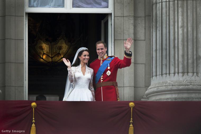 Vilmos herceg és Katalin hercegné esküvőjét 2011-ben 36,7 millióan nézték csak az Egyesült Királyságban, ami a teljes brit népességnek több mint a fele