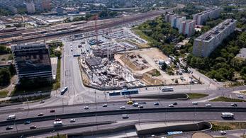 Futurisztikus városközpontot kap Újbuda