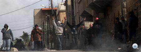 Elítélte az Amnesty International azt a szerdai támadást, amelyben a szíriai biztonsági erők állítólag hét embert is megöltek egy mecsetben.
