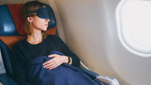 Mi kell ahhoz, hogy rendesen aludni tudj a repülőn? Mutatjuk!