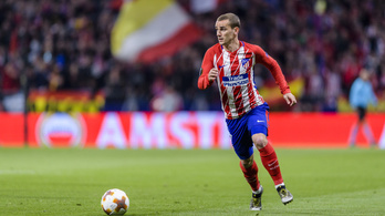 Harmadszor Európa Liga-győztes az Atlético Madrid