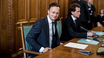 Végre találkozhat Trump külügyminiszterével Szijjártó Péter