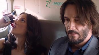 Winona Ryder és Keanu Reeves addig utálják egymást, amíg össze nem jönnek