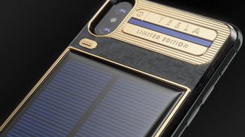 1,2 millió forint a napelemes iPhone, a Tesla