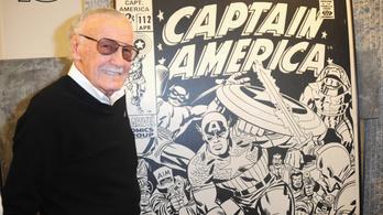 A Marvel képregénypápája egymilliárd dolláros pert indított