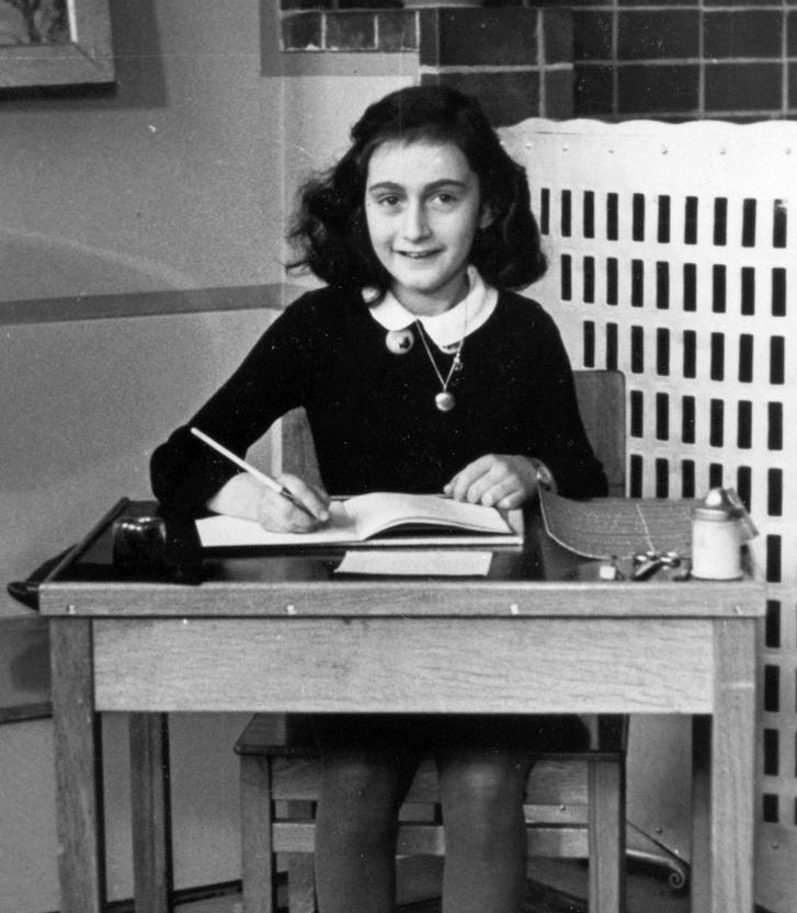 Anne Frank 1940-ben