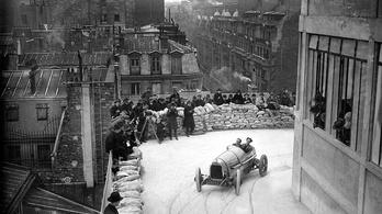 A párizsi garázsversenynél kevés bizarrabbat rendeztek