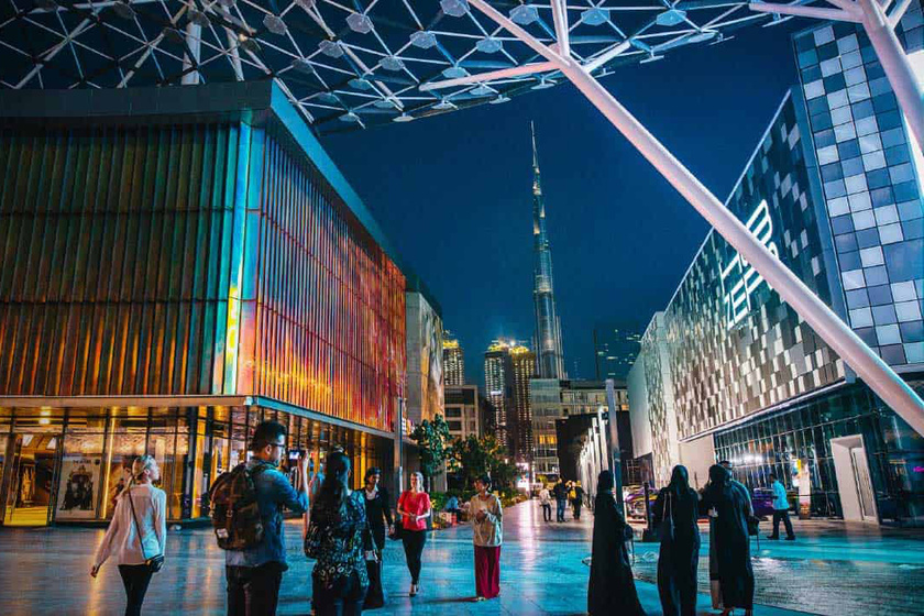 dubai city walk 2