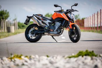 A legjobb japán motor, amit a KTM valaha gyártott