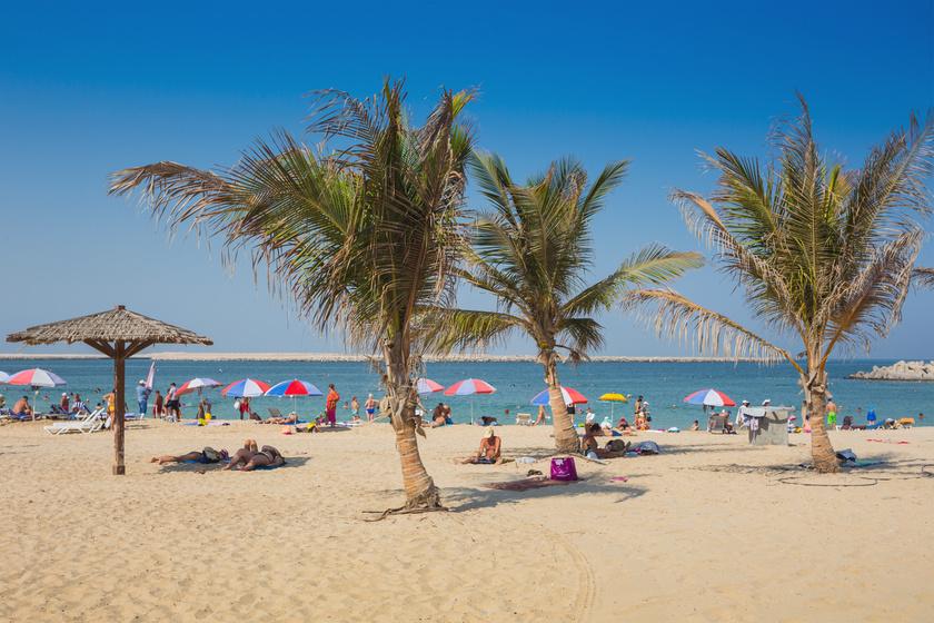 dubai tengerpart