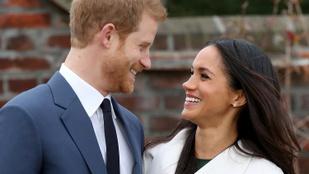 Harry és Meghan esküvője számokban
