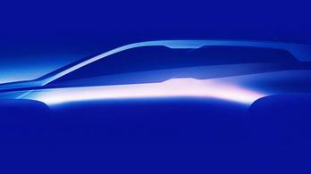 Felvillantották a következő elektromos BMW-t