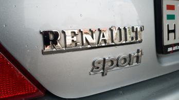 Totalcar Erőmérő: Renault Sport Clio