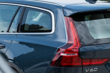 A szokásos Volvo-ív