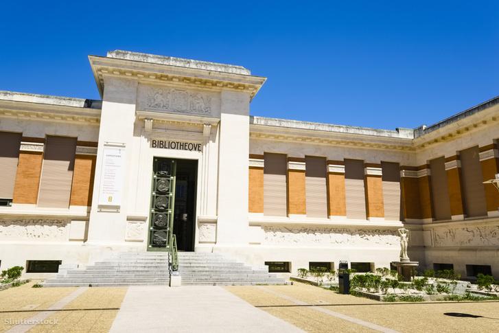 Toulouse-i városi könyvtár