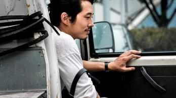 Rekordot döntött Cannes-ban a Walking Dead sztárjának filmje