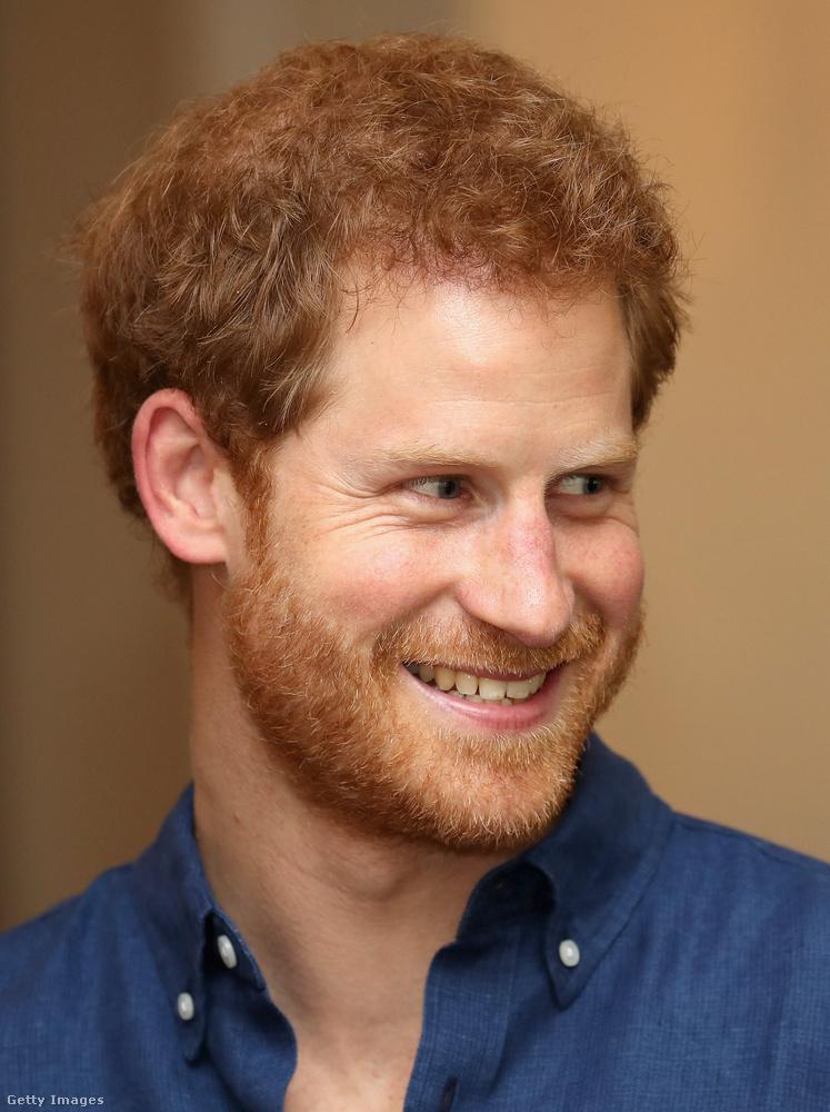 Tényleg, ön szerint jól áll Harry hercegnek a szakáll?