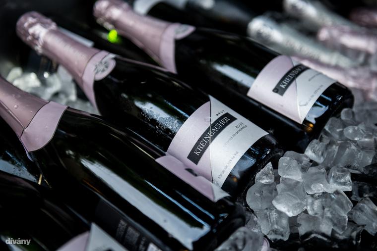 A Kreinbacher rozéja például tökéletes választás rozé borok helyett