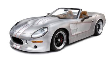 Újra készül Shelby sportkocsi