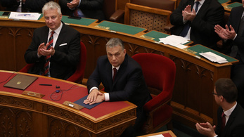 Orbán: A migránsok miatt az ateistáknak is fontossá vált a kereszténység