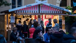Világsztárok pezsgője, menő borok, és újragondolt sütemények a Gourmet fesztiválon