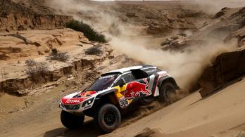 Egyedül Perunak kell a 2019-es Dakar