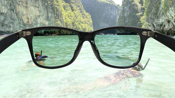 Hiába a drága szemüveg, ha az UV-től nem véd meg