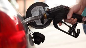 400 forint felett az gázolaj ára