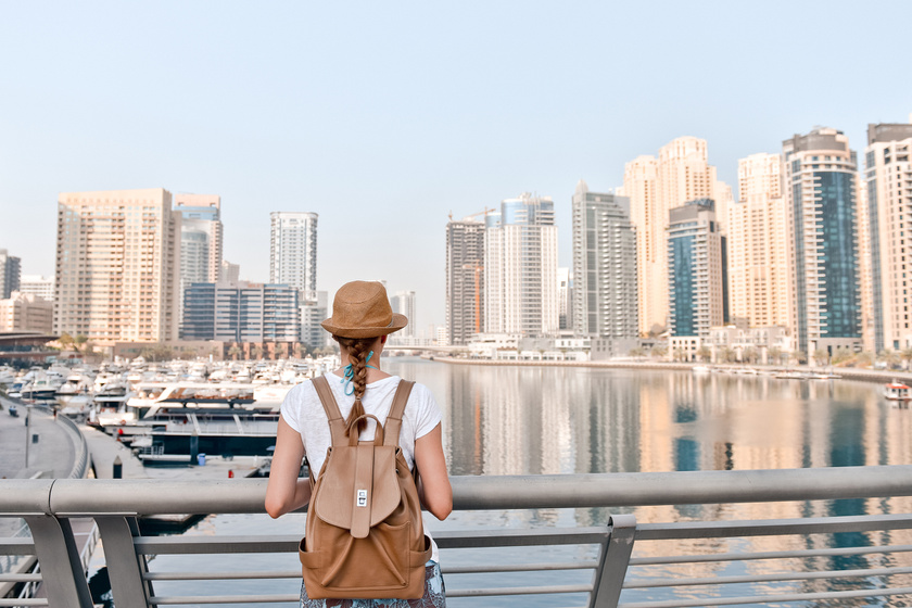 Olcsó utazás Dubajba: a luxusváros magyar pénztárcával is elérhető