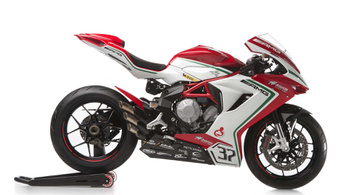 Az MV Agusta indul a Moto2-ben