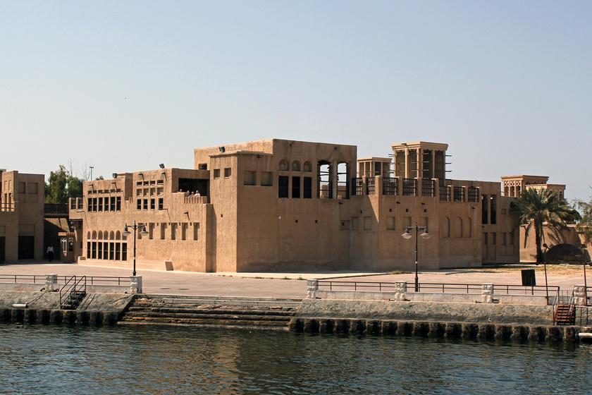Saeed Al Maktoum sejk háza.
