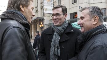 Karácsony Gergely is aláírta Fodor Gábor és Molnár Gyula megállapodását