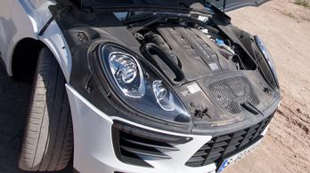 Hatvanezer autót hív vissza a Porsche a dízelbotrány miatt