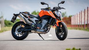 Hamarosan jön a KTM 750-es sorozata