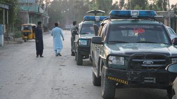 Krikettmeccsen robbantottak Afganisztánban, nyolcan meghaltak
