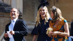 Harry herceg két exe is elment a királyi esküvőre