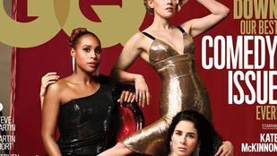 A világ egyik legviccesebb címlapját hozta össze a GQ