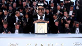 Spike Lee történelmet ír Cannes-ban