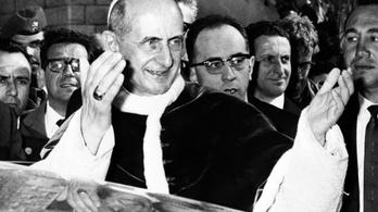 Szentté avatják a vatikáni zsinat pápáját