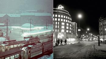 Budapest és Bécs: képpárokon a két város története